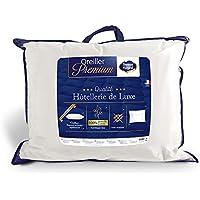 Sweetnight - Oreiller Percale | 50x70 cm | 100% Coton | Confort Gonflant et Moelleux | Anti Acariens |Qualité Hotellerie…