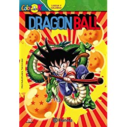 Color K. Dragon Ball (Manga)