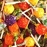 SWIZZELS MATLOW FRUITY POPS LOLLIES 250g