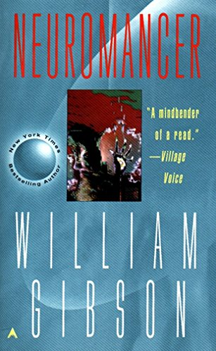 Neuromancer par William Gibson