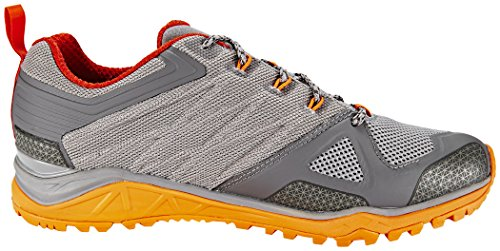 The North Face Ultra Fastpack II GTX Shoes Men Q-Silver Grey/Tibetan Orange 2017 Schuhe Q-Silver Grey/Tibetan Orange