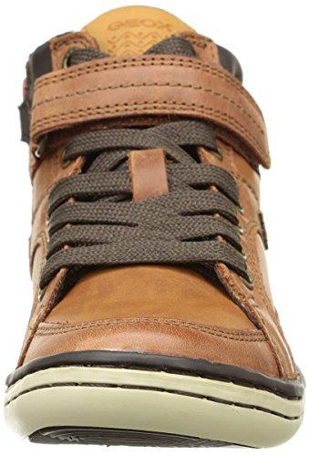Garcia Geox Hohe c6003browncotto Jungen Jr Braun Sneakers B 5rwpxrI0n