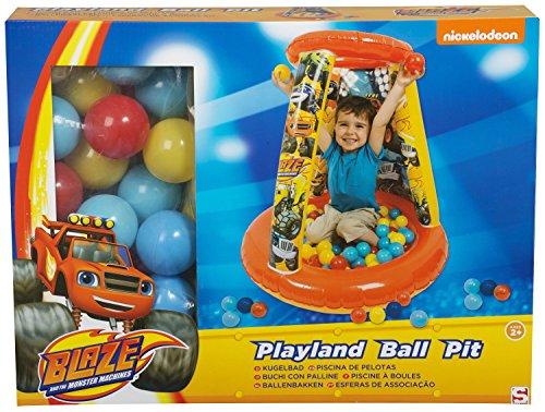 Aufblasbare Bälle-Pool - Blaze (Ball Spanisch Aufblasbarer)