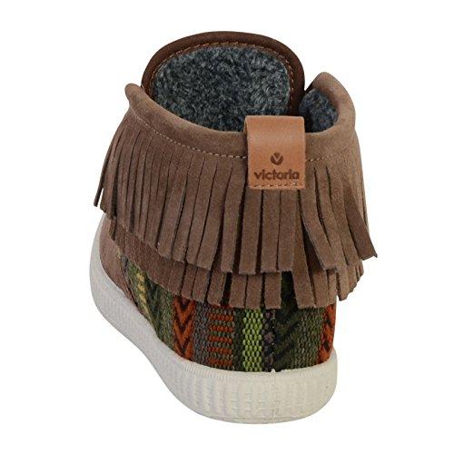 Chaussure Victoria 66102 Moka Marron