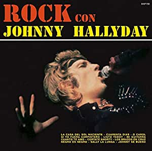 Rock Con Johnny Hallyday (vinyle - Tirage Limité)