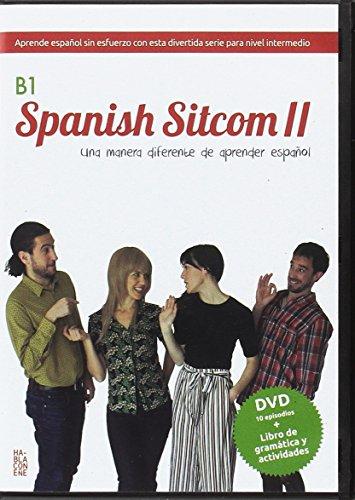 Spanish Sitcom nivel B1: An entertaining new way to learn Spanish (Spanish Sitcom. Serie TV en DVD.)