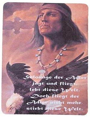 Schilderfeuerwehr Mousepad WeißkopfseeAdler und Indianer nicht nur für Country-Freunde ✓ Eagle und Indian ✓ Country und Western ✓ -