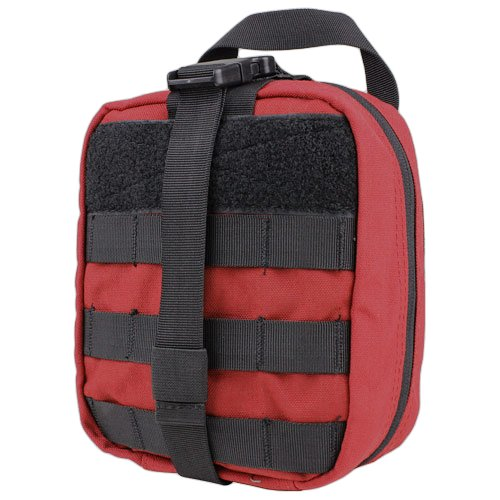 condor-tactical-rip-away-emt-pouch-first-aid-kit-storage-holder-molle-case-red