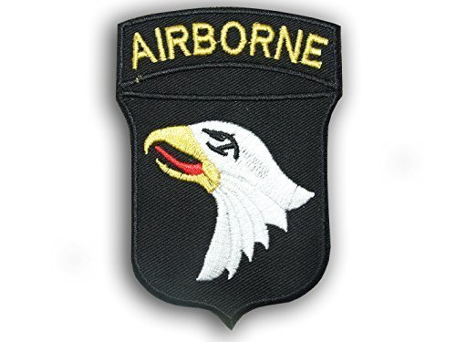 ww2-airborne-101th-division-eagle-us-army-airforce-iron-on-patch-badge-insignia