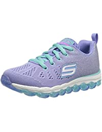 Skechers Mädchen Skech-Air Ultra-Glitterbeam Sneakers