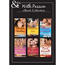 With Passion Collection (Mills & Boon e-Book Collections) (Mills & Boon Special Releases)