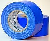 Gewebeklebeband Super, Breite 72 mm, Länge 50 m, Farbe blau, 16 Rollen