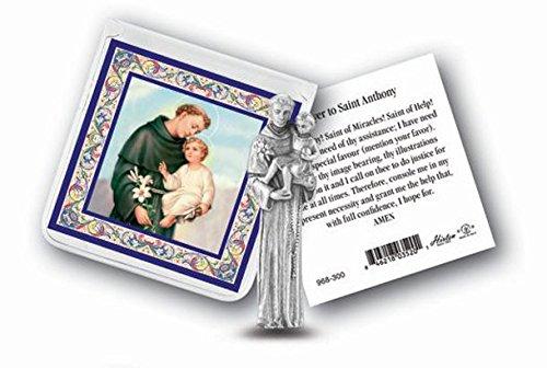 stealstreet St. Anthony katholischen Pocket Statue -