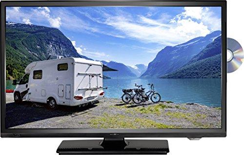 22  REFLEXION LDDW22N 12 volt LED HD SATELLITE TV with HD FREEVIEW DVD USB HDMI for CARAVAN MOTORHOME BOAT TRUCK