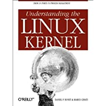 Understanding the LINUX Kernel: From I/O Ports to Process Management by Daniel Pierre Bovet (2000-10-11)