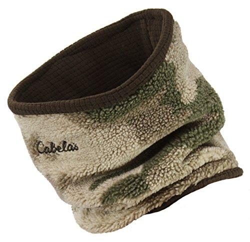 Cabela's Cabela 's Unisex austatter Berber Neck Gaiter, Herren, Outfitter Cabelas Fleece