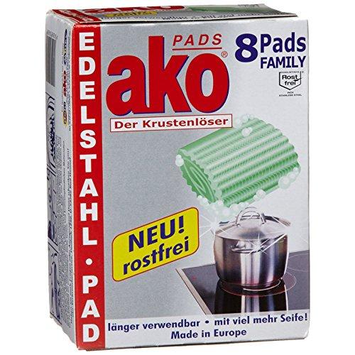 ako-pads-edelstahl-family-3er-pack-3-x-8-stck