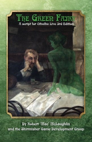 Arcanum Imperii: A Script for Cthulhu Live 3rd Edition by Robert \\