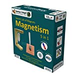 Give your child an exciting, hands-on introduction to magnetism with Sparky & Bright's Secret Lab of Magnets. This innovative kit contains 5 different do-it-yourself activities that will give your child an entertaining, concrete knowledge on magn...