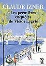 Les premières enquêtes de Victor Legris par Izner