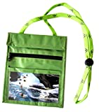 everest1953 sunwallet nature Brustbeutel Brustsafe Brusttasche Umhängetasche Outdoor * green *