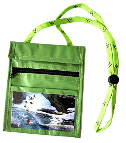 sunwallet nature Brustbeutel Brustsafe Brusttasche Umhängetasche Outdoor * green *