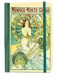 Notatnik Alfons Mucha - Monaco -