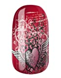 NAGELFOLIEN by GLAMSTRIPES - LOVE HEARTS