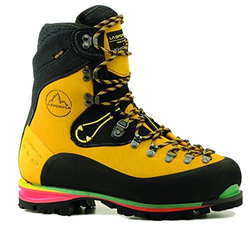 La Sportiva Nepal Evo Gtx - Zapatillas de escalada unisex, color amarillo, talla 37.5