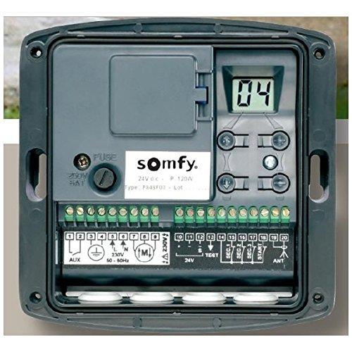 Somfy-Axroll-RTS-1841034-Cuadro-de-mando-para-motorizacin-de-puerta-de-garaje-enrollable