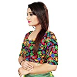 Arsh Impex Unstitched Georgette Embroidered blouse Piece