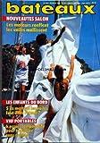 BATEAUX [No 345] du 01/02/1987 - NOUVEAUTES SALON / LES MOTEURS RONFLENT - LES VOILES...
