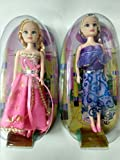 #8: Beautiful Pair of Dolls for Girls