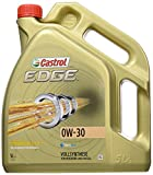 Castrol EDGE Aceite de Motores 0W-30 5L (Sello alemán)