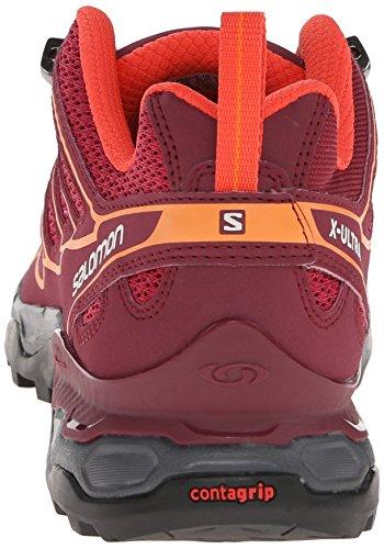Salomon Damen X Ultra Prime W Walkingschuhe Pink