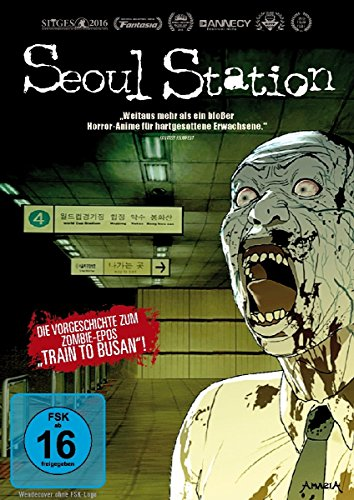 Seoul Station [Alemania] [DVD]