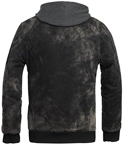 Brandit Dayton Jacke charcoal Charcoal