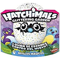 Hatchimals - Draggle Brillo Magi, juguete electrónico (Bizak 61921921)
