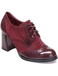 e1f9ccb7bceea Amazon.fr   La Modeuse - Derbies   Chaussures femme   Chaussures et Sacs