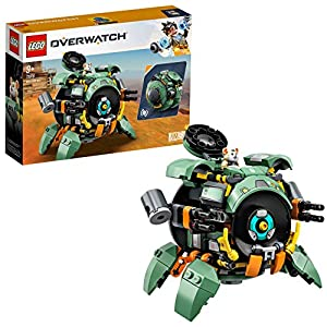 LEGO - Overwatch Confidential Low-1 Set di Costruzione, 75976 5702016553031 LEGO