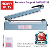"SENO 16 Inches Heavy Duty Metal Body Heat Sealer , Heat Sealer For Plastic Bag , Heat Sealer Machine , Heat Sealer For Plastic Bag 16"" Inch , Impulse Sealer , Impulse Sealer Machine , Packing Machine , Plastic Packing Machine , Pouch Packing Machine"