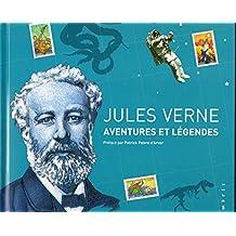 Jules Verne, aventures et légendes (Livres timbrés)