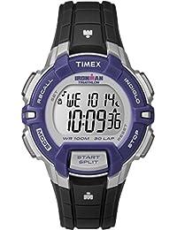 Timex Ironman T5K812 - Reloj de cuarzo unisex, con correa de resina, color negro