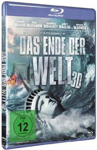 Category 7: Das Ende der Welt 3D [Blu-ray]