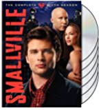Smallville - The Complete Sixth Season [DVD]