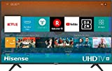 HISENSE H43BE7000 TV LED Ultra HD 4K, HDR, Dolby DTS, Slim Design, Smart TV VIDAA U3.0 AI,...