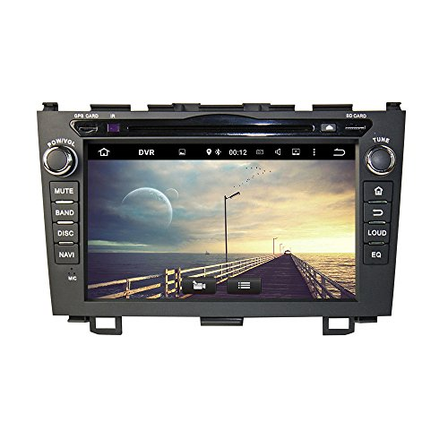tltek 20,3cm HD 1024* 600muti-touch Bildschirm Auto GPS Navigation System für HONDA...