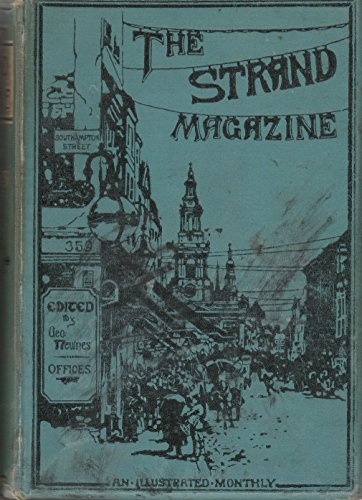 Strand Magazine Volume 36 An Illustrated Monthly July to December 1908 My African Journey / The Kingdom of Uganda - Kampala, On Safari - Murchison Falls - hippo Camp - Illustrations from photos
