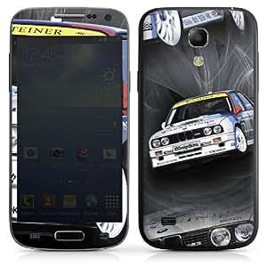 Handy Design Skin Folie Aufkleber Samsung Galaxy S4 Mini DesignSkins - BMW 3 Series M3