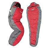 OUTAD Außen Winter Schlafsack Camping Wasserdicht Warming Einzel Schlafsäcke - 4